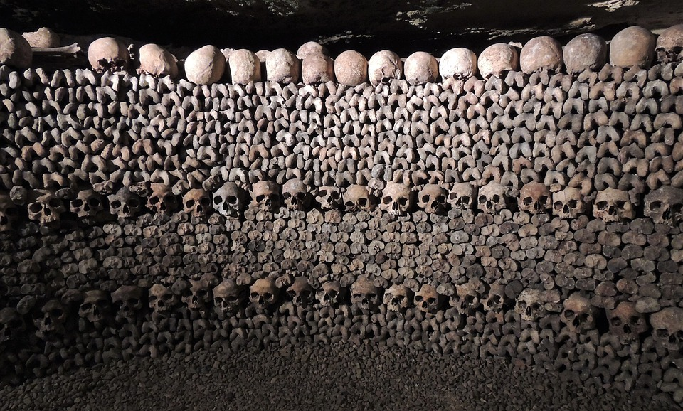 Catacombes paris