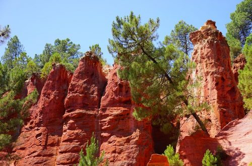 ocres roussillon